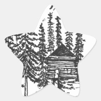 Adesivo Estrela Quando você precisar um bocado da casa