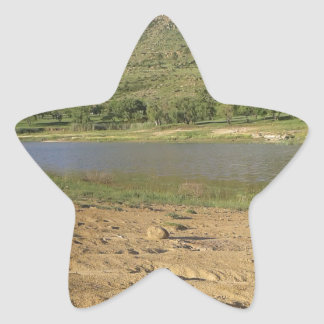 Adesivo Estrela Represa 1 de Meulspruit
