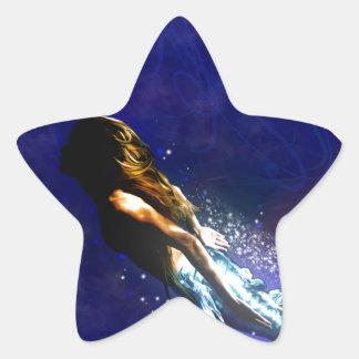 Adesivo Estrela Retorne ao mar