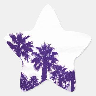 Adesivo Estrela Roxo de San Diego