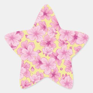 Adesivo Estrela Sakura