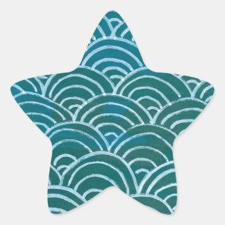 Adesivo Estrela Scallop