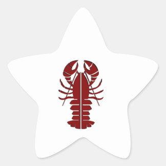 Adesivo Estrela Sensação marinha