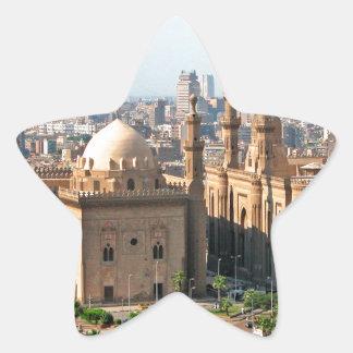 Adesivo Estrela Skyline de Cario Egipto
