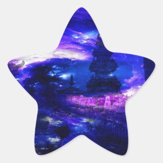 Adesivo Estrela Sonhos Amethyst de Bali da safira