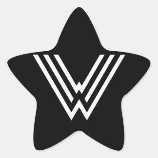 Adesivo Estrela Sua estrela de WNHG