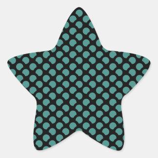 Adesivo Estrela Teste padrão