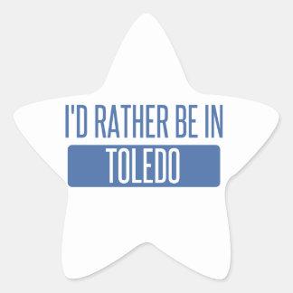 Adesivo Estrela Toledo