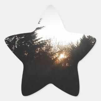 Adesivo Estrela Último bocado da energia