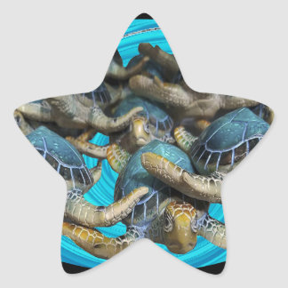 Adesivo Estrela Viagem pelo mar