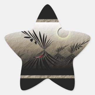 Adesivo Estrela Viagens