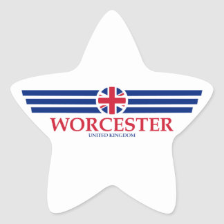 Adesivo Estrela Worcester