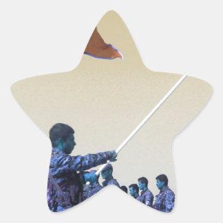 Adesivo Estrela YPG curdos - YPJ Figters do Curdistão 3.jp de