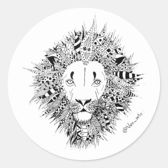 Adesivo Lion