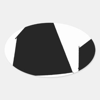 Adesivo Oval 1880 actuação piloto - fernandes tony