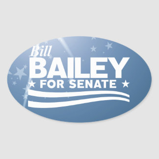 Adesivo Oval Bill Bailey