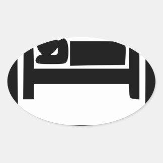 ADESIVO OVAL COMA SLEEP3