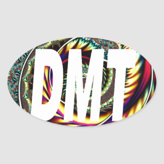 ADESIVO OVAL DMT