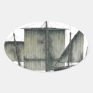 Adesivo Oval Fernandes 1492 tony de Pinta