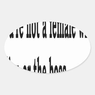 Adesivo Oval Lisp fêmea, 3w