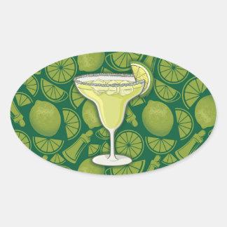 Adesivo Oval Margarita