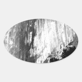 Adesivo Oval MEIA ABÓBADA - Yosemite