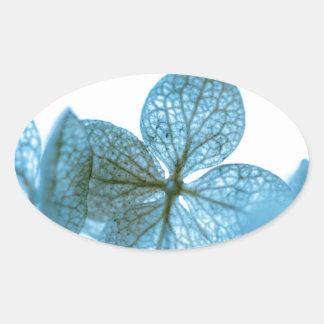 Adesivo Oval Sonho azul