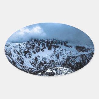 Adesivo Oval Tempestade Brewin