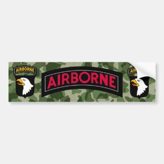 Adesivo Para Carro 101st Divisão aerotransportada