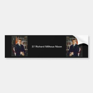 Adesivo Para Carro 37 Richard Milhous Nixon