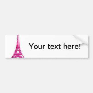 Adesivo Para Carro 3d torre Eiffel, clipart de France
