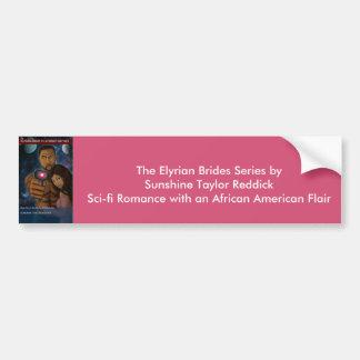 Adesivo Para Carro A série das noivas de Elyrian