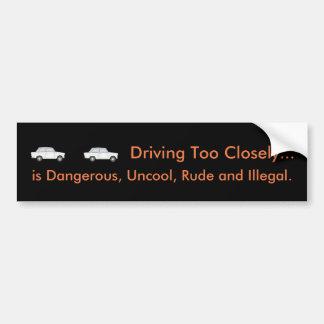 Adesivo Para Carro A utilização não autorizada é autocolante no vidro