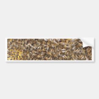 Adesivo Para Carro abelhas do mel e mais abelhas do mel