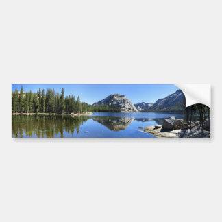 Adesivo Para Carro Abóbada de Polly sobre o lago Tenaya - Yosemite