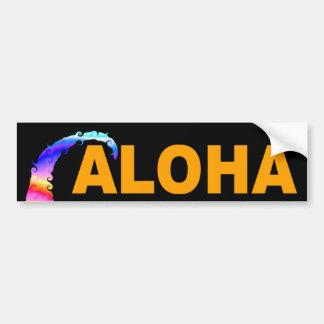 Adesivo Para Carro Aloha