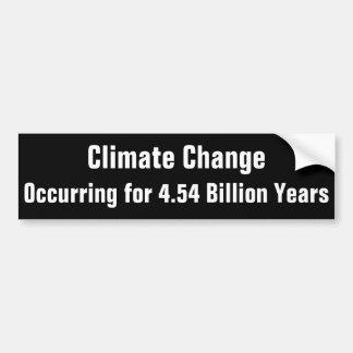 Adesivo Para Carro Alterações climáticas…