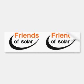 Adesivo Para Carro Amigos de solar