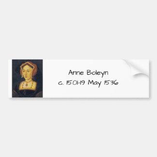 Adesivo Para Carro Anne Boleyn