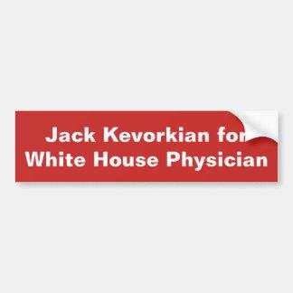 Adesivo Para Carro Anti autocolante no vidro traseiro Jack Kevorkian