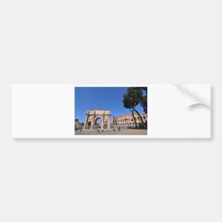 Adesivo Para Carro Arco em Roma, Italia