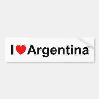 Adesivo Para Carro Argentina