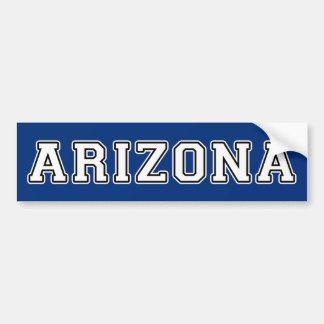 Adesivo Para Carro Arizona