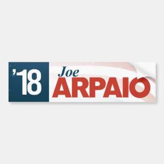 Adesivo Para Carro ARPAIO - Joe Arpaio para o Senado