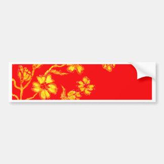 Adesivo Para Carro Arte dourada 3 de Sakura