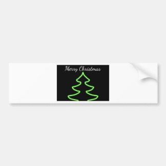 Adesivo Para Carro Árvore de Natal de Digitas