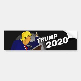 Adesivo Para Carro Autocolante no vidro traseiro 2020 de Donald Trump