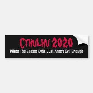 Adesivo Para Carro Autocolante no vidro traseiro 2020 engraçado de