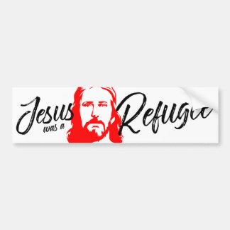 Adesivo Para Carro Autocolante no vidro traseiro de Jesus