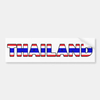 Adesivo Para Carro Autocolante no vidro traseiro de Tailândia